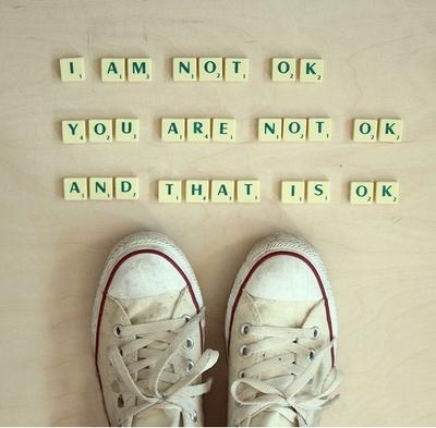 BUT i am OK….