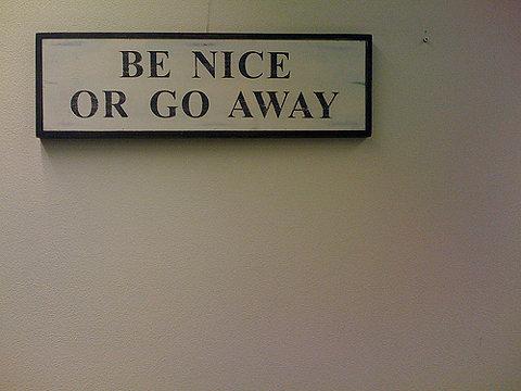 grumpy grumpy mumble and growl…..be nice or go away.
