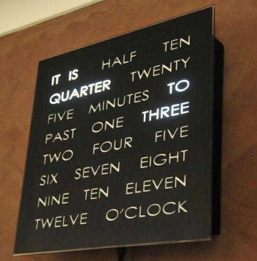 cool clock (take 2)