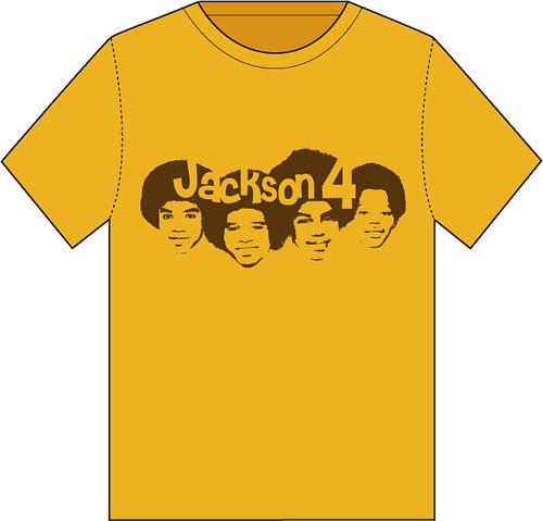 love the Jackson FOUR