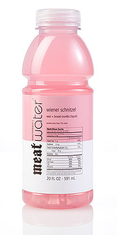 the Vitamin water for non vegetarians