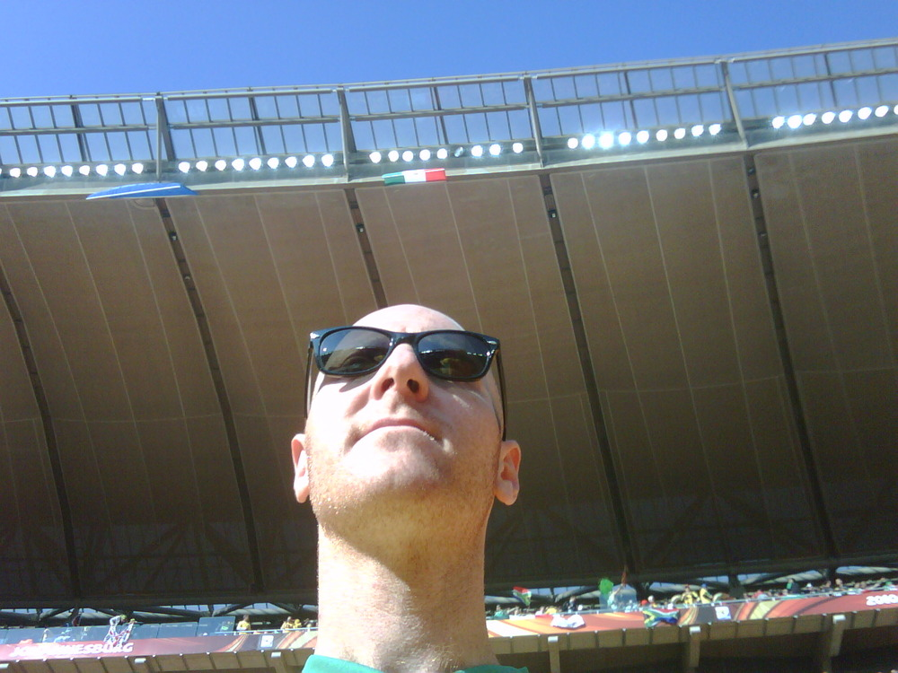'@Leeann_Roberts @moyoBB. Me looking down on people at soccer city! You wore me down.