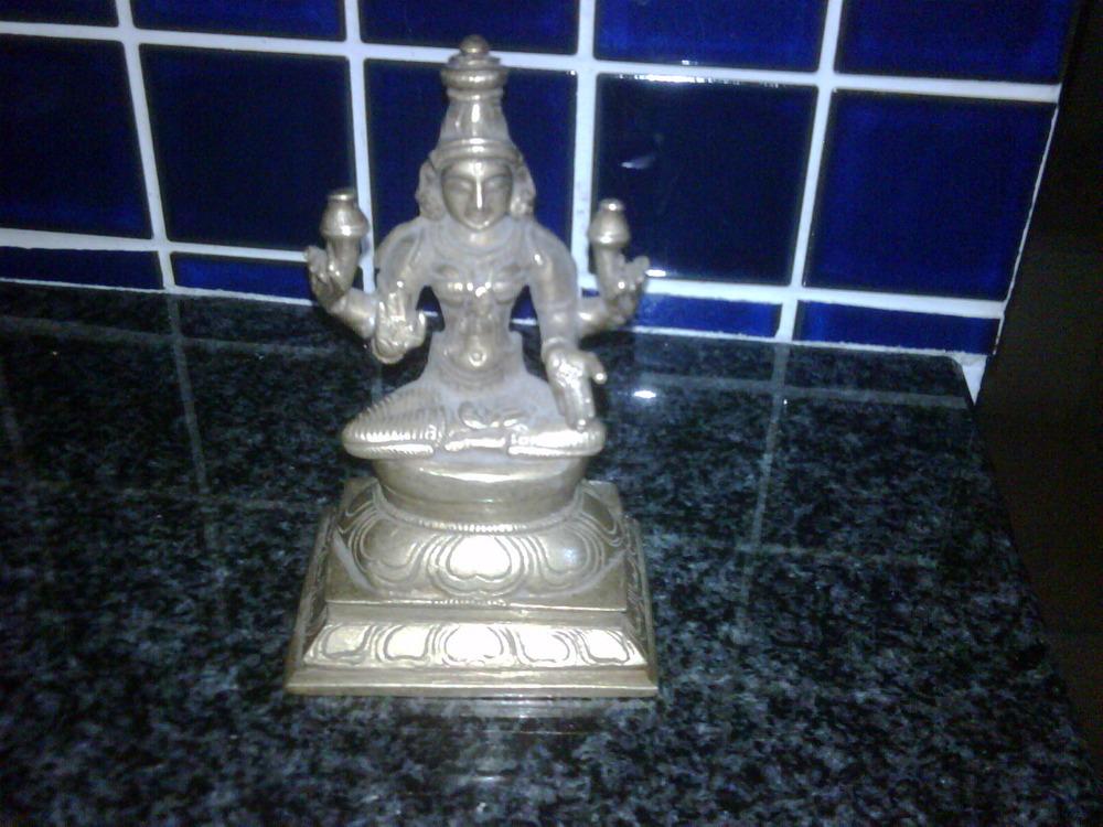 a gift from @johnsanei . Lakshmi rocks.