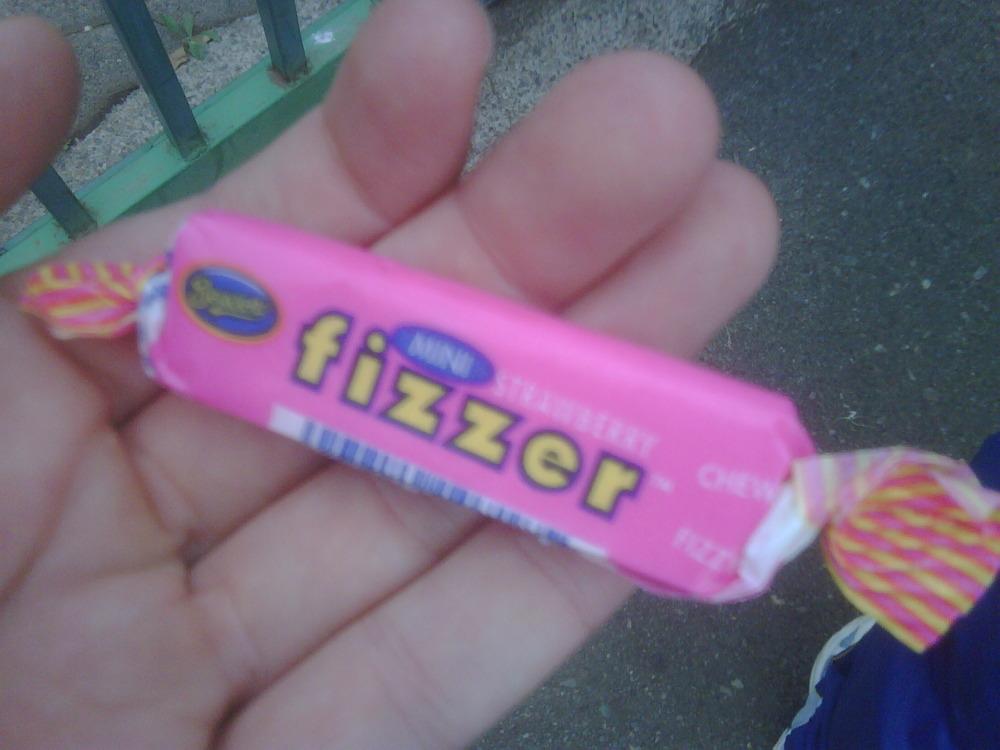 Bribed to vote ANC with a mini fizzer!
