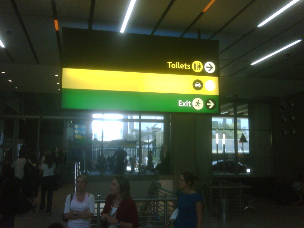ANC own the airport!
