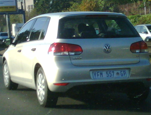 Just saw the new VW golf and god its Uuuglyeeee..