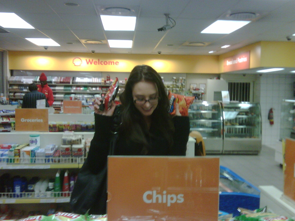Chips????!! YES please.
