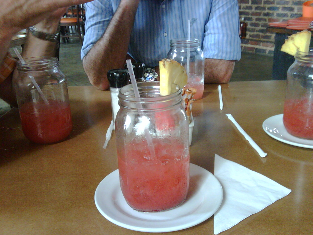 Q: how to forget? A: Jam jars, tea pots and fish bowls.