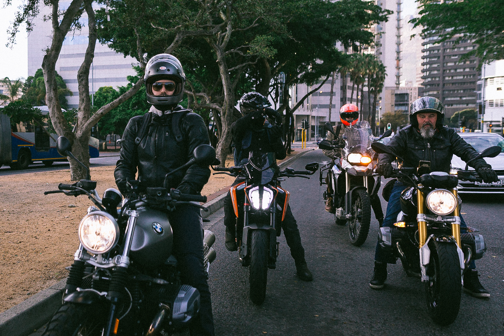 Business, Bikes and Breakfast in Cape Town