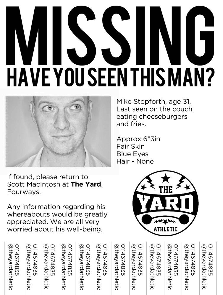 MISSING: PLEASE HELP!!