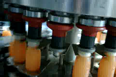 Peach juice! Anyone?