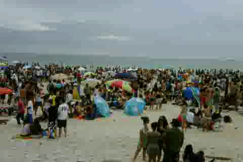 Spring break! Camps bay. Yissus!!