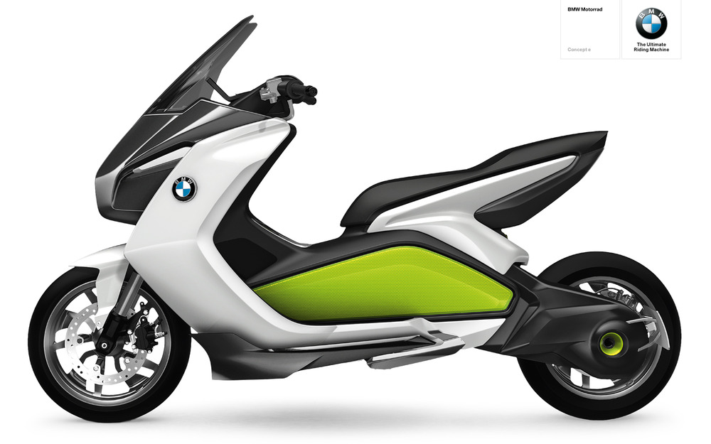 New BMW Scooter. (MUST HAVE!)