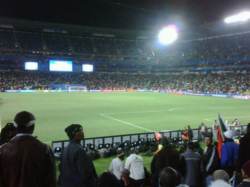 brazil vs sa, ellis park, 1st half!!!