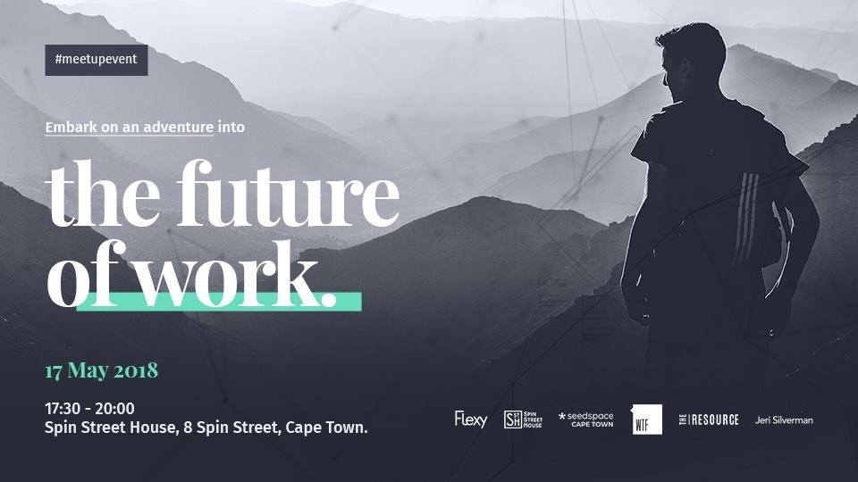 The Future of Work Meetup Event at Spin Street House in Cape Town