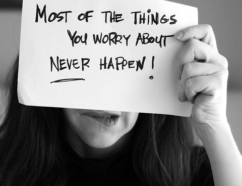 worrying.