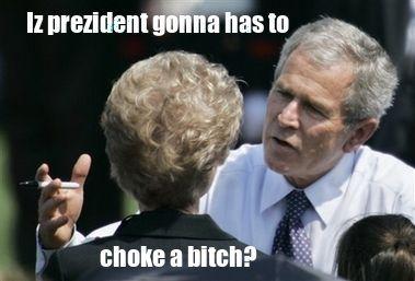 someone ortahave choked zi prezident