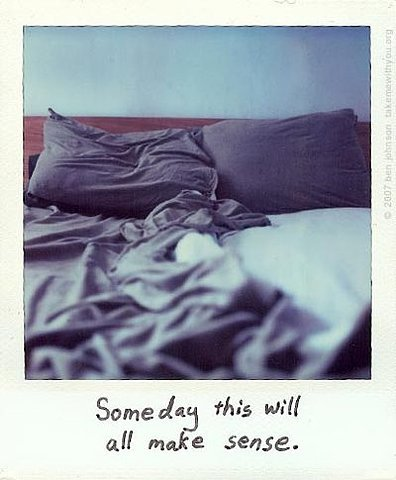 Today is a BIG day and someday….