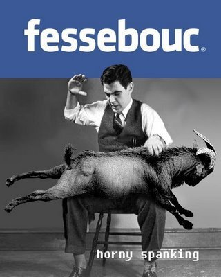 fessebouc (horny Spanking)