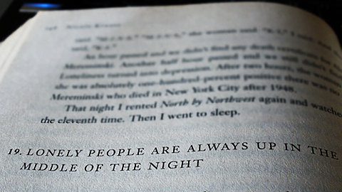 why you cant sleep at night…