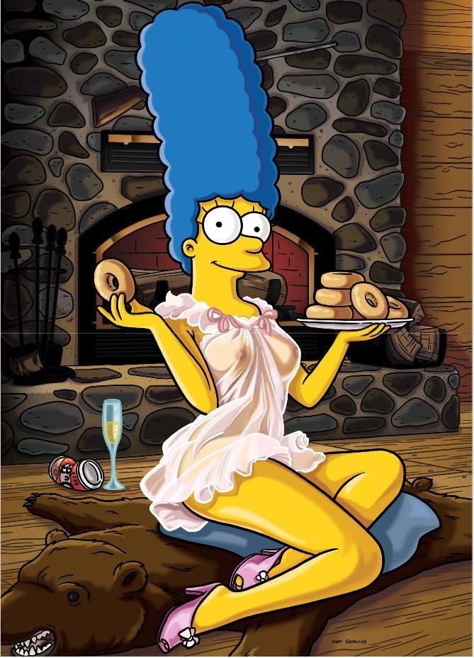 Ooooh Marge, I think it moved!