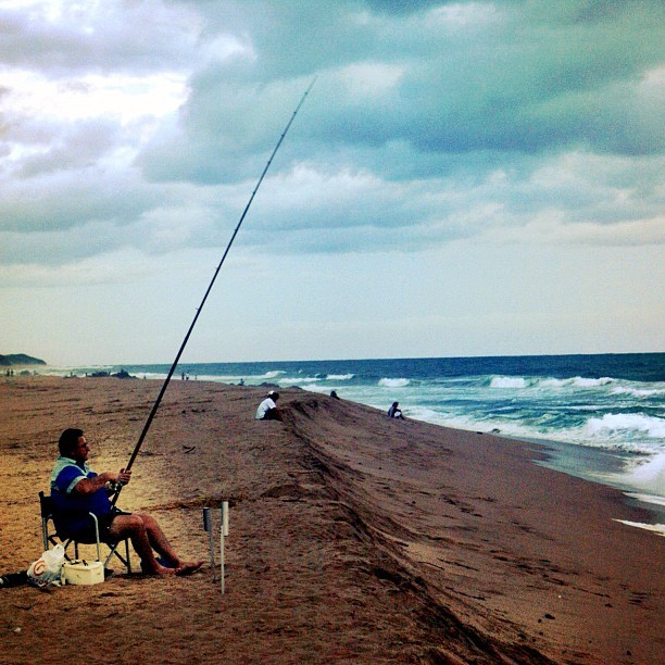 The #fisherman No1 #fish #sea #beach