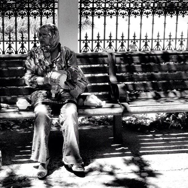 The elderly | series 1 #7