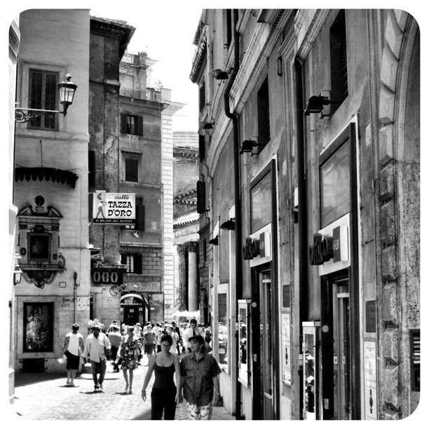 Tazza d'oro #Rome #summer