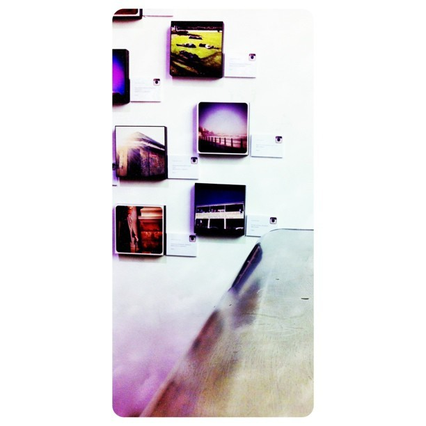 The daily #reflection brought to you by @marcforrest and his brilliant evening. Thanks dude #iphoneographysa #iPhone #art