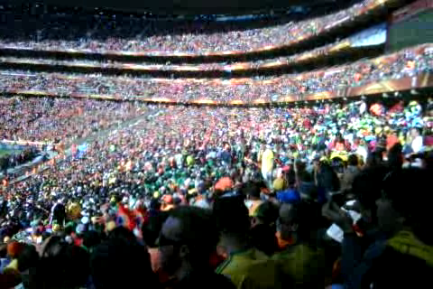 Mexican wave video. Holland vs Denmark. What a vibe!