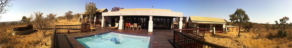 Our Little house in the bush. #Limpopo