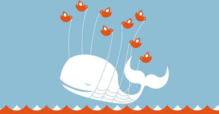 Dear Facebook People, this is the Fail whale. Happy now? Moving on…