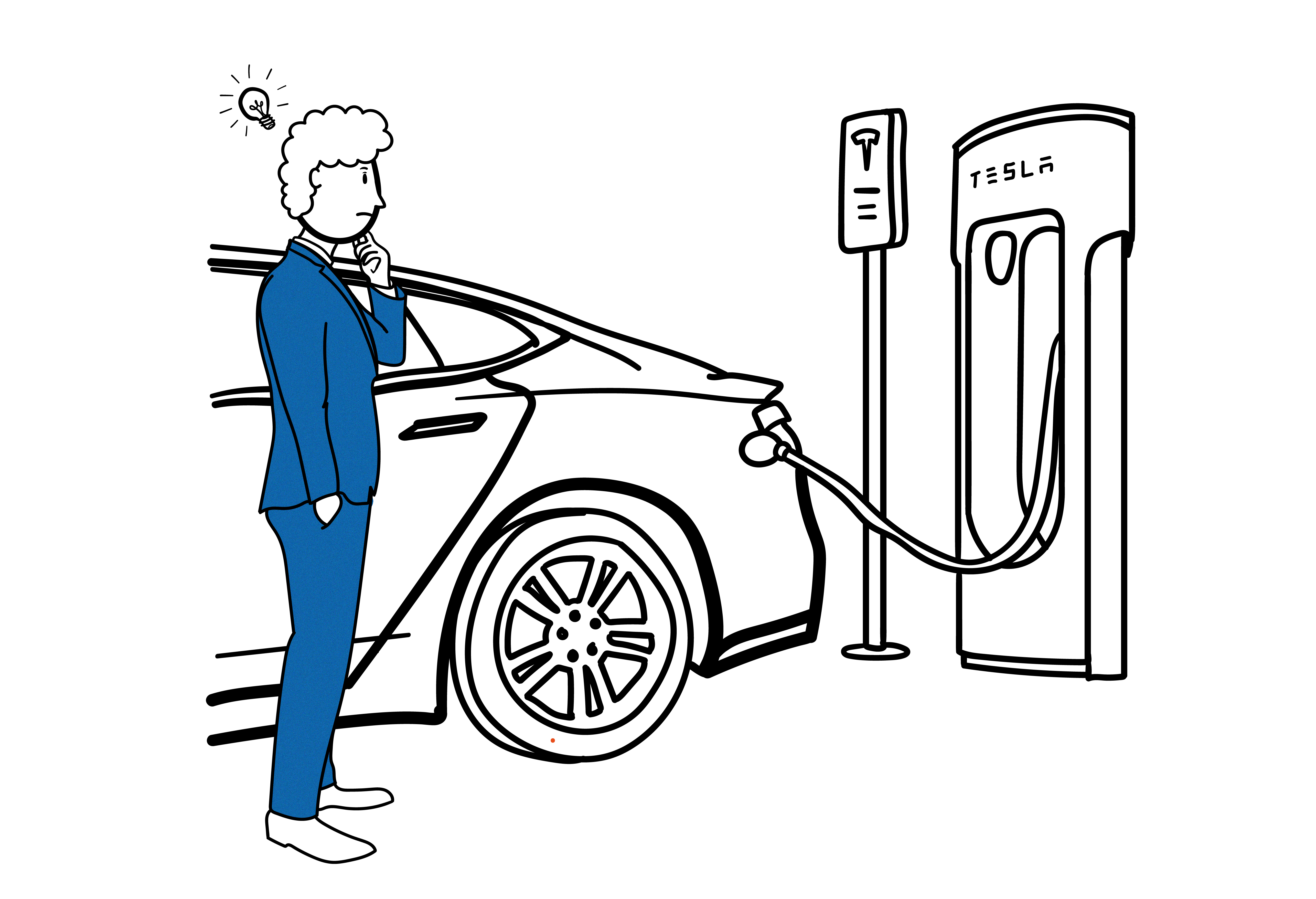 Driving Your Business To Success In A Tesla (Or V8)